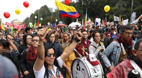 Κολομβία: Αντιμέτωπος με κίνημα διαμαρτυρίας χωρίς προηγούμενο, ο δεξιός πρόεδρος Ντούκε