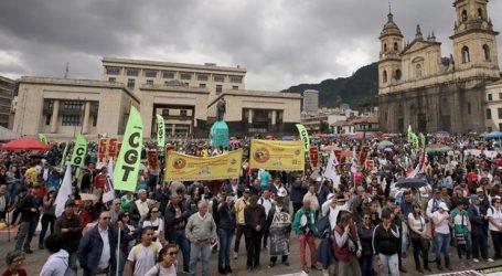 Κολομβία: Ένα εκατομμύριο πολίτες σε αντικυβερνητική διαδήλωση