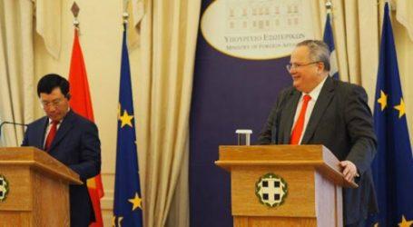 Κοτζιάς: Σε τροχιά ανάπτυξης οι σχέσεις Ελλάδας- Βιετνάμ