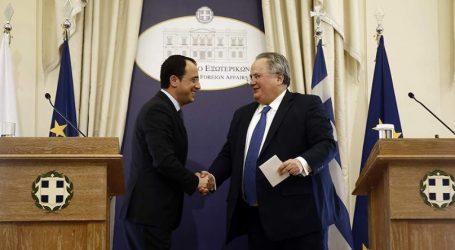 Ελλάδα-Κύπρος: Ούτε βήμα πίσω στα κυριαρχικά μας δικαιώματα σε Αιγαίο και ΑΟΖ