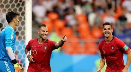 """Στους """"16"""" με ισοπαλίες Ισπανία και Πορτογαλία"""