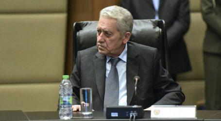 Κουβέλης: Η κλιμάκωση της έντασης που δημιουργεί η Τουρκία στο Αιγαίο δεν είναι τυχαία κίνηση