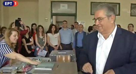 Κουτσούμπας: Ο ελληνικός λαός να κάνει την επιλογή που θα τον βοηθήσει να δυναμώσει τη δική του φωνή παντού