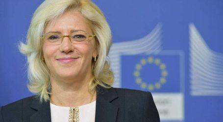 Στην Αθήνα η Επίτροπος Κρέτσου