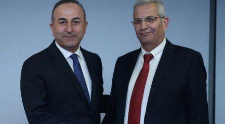 Συνάντηση Κυπριανού- Τσαβούσογλου
