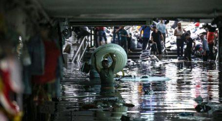 Τουρκία: Χάος στη Κωνσταντινούπολη από τη σφοδρή βροχόπτωση – Ένας νεκρός