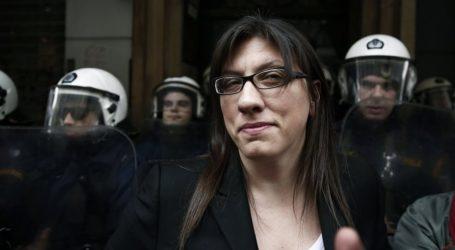 """Κωνσταντοπούλου: Τη Δευτέρα η μήνυση για την """"ανθρωποκτονία κατά συρροή"""" στο Μάτι"""