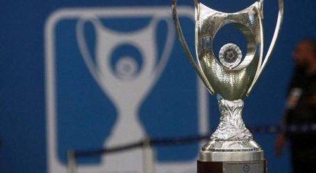 Πέφτει η αυλαία στους ομίλους του Κυπέλλου Ελλάδας