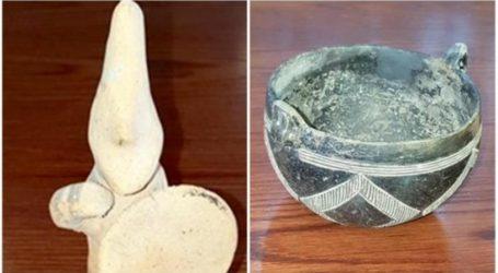 Επιστρέφουν στην Κύπρο δύο αρχαιότητες που είχαν εξαχθεί παράνομα μετά την τουρκική εισβολή