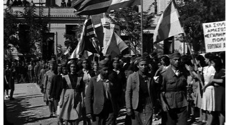 Η ΕΡΤ τιμά την 74η επέτειο της Απελευθέρωσης της Αθήνας
