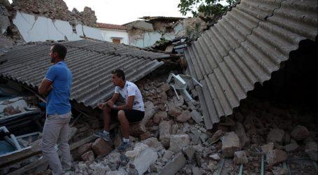 Κομισιόν: Ενίσχυση 1,3 εκατ. ευρώ από το Ταμείο Αλληλεγγύης για τον σεισμό στη Λέσβο