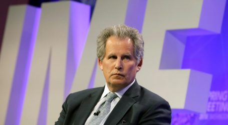 Ο Ντέιβιντ Λίπτον προσωρινός γενικός διευθυντής του ΔΝΤ