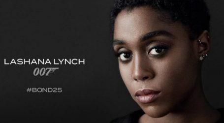 Η Λασάνα Λιντς είναι η νέα 007