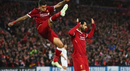 Champions League | 5-2 η καταιγιστική Λίβερπουλ τη Ρόμα