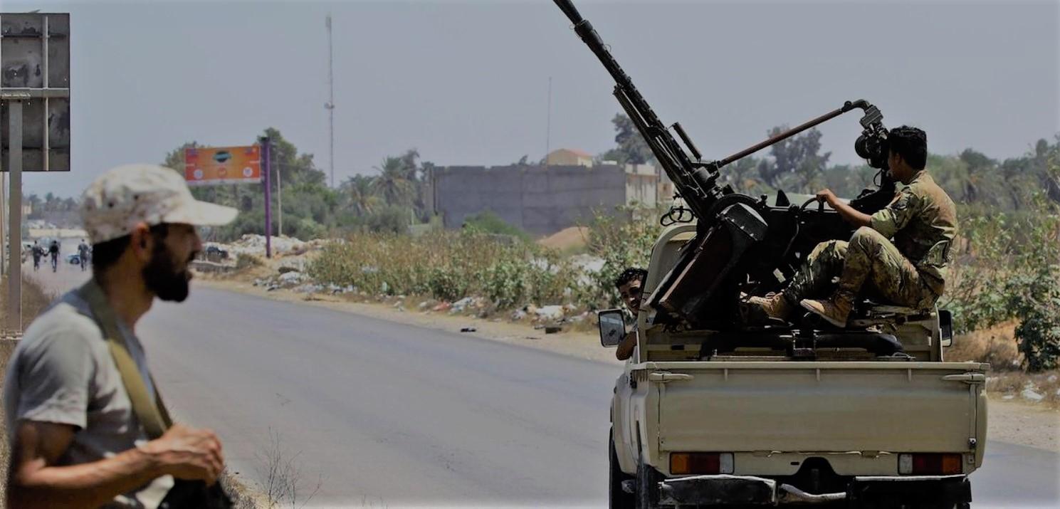 Το θέμα της Λιβύης στο Συμβούλιο Εξωτερικών Υποθέσεων της ΕΕ