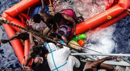 Εντοπίστηκαν εκατοντάδες μετανάστες στη θαλάσσια περιοχή μεταξύ Λιβύης και Ιταλίας