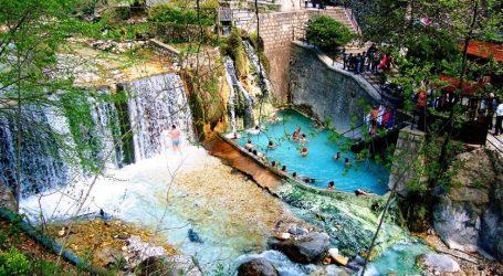 Αύξηση περίπου 70% της επισκεψιμότητας στα Λουτρά Πόζαρ