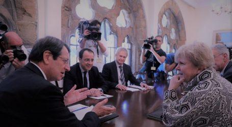 Κυπριακό | Λουτ: Έγιναν σοβαρά βήματα προόδου – Ανοίγεται προοπτική για τη συνέχεια