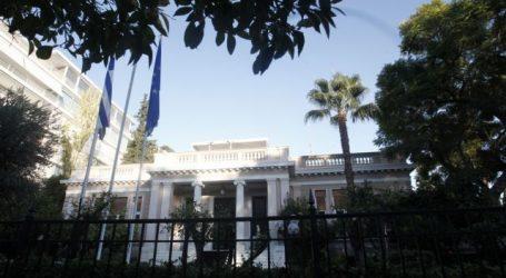 """Κυβερνητικές πηγές: Ο κ. Μητσοτάκης όχι μόνο εκμεταλλεύτηκε εν αγνοία τους καλλιτέχνες αλλά δεν ντράπηκε για τα πνευματικά δικαιώματα να προτείνει οι επιχειρηματίες να καταβάλλουν απλά """"ένα συμβολικό ποσό για το ελληνικό τραγούδι""""»"""