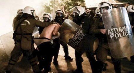 Προκλητική ανακοίνωση του Υπ. Προστασίας του Πολίτη για την αστυνομική βία: «Οι άντρες των ΜΑΤ δεν εξευτέλισαν διαδηλωτές στους δρόμους της Αθήνας»