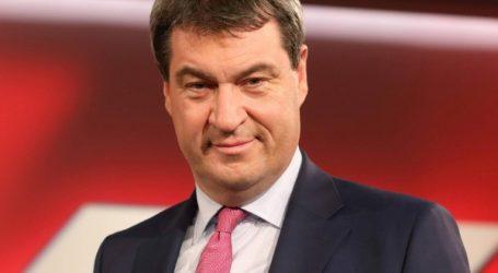 Νέος πρωθυπουργός της Βαυαρίας ο Μάρκους Σέντερ