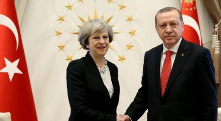 Βρετανία: Θέμα ανθρωπίνων δικαιωμάτων θα θέσει η Μέι στον Ερντογάν