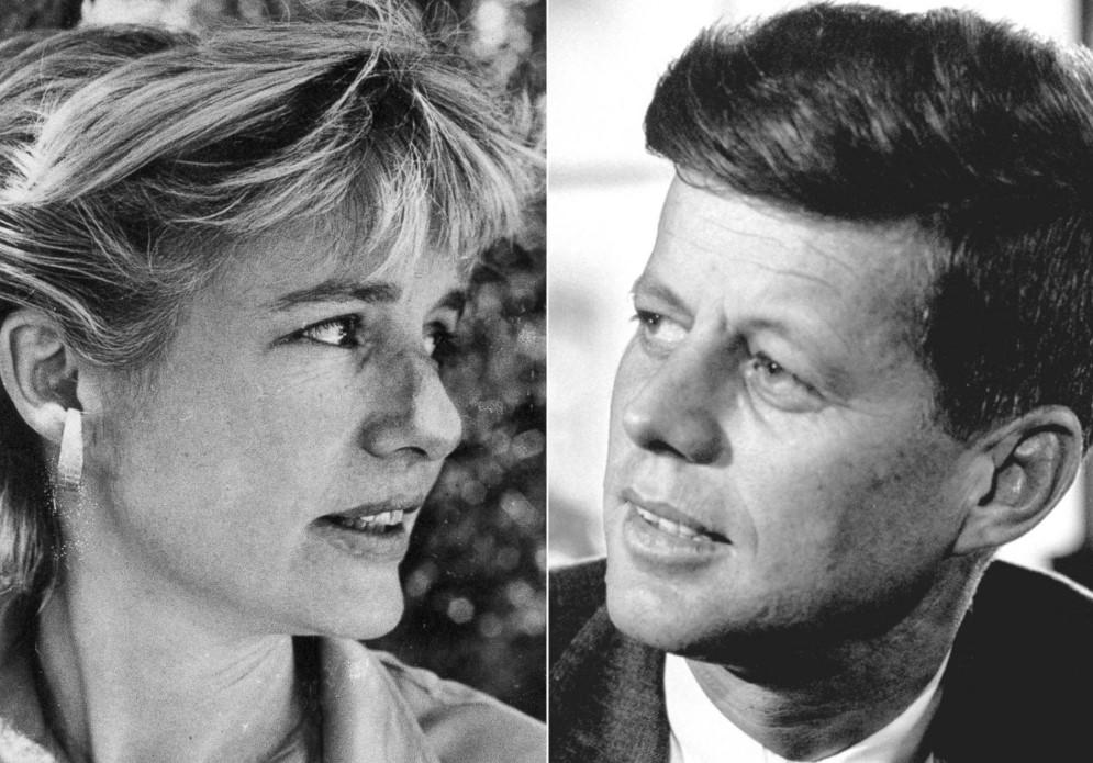 Ο «μυστικός» έρωτας του Τζον Κένεντι με τη ζωγράφο Μέρι Μέγιερ