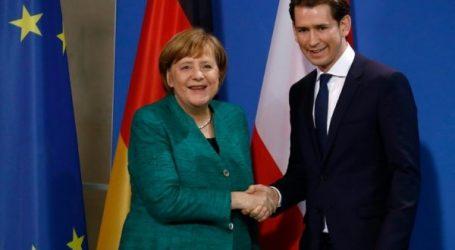 Τον Κουρτς υποδέχεται η Μέρκελ στο Βερολίνο