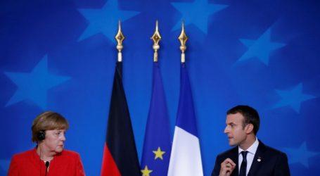 Μακρόν και Μέρκελ υπέγραψαν μια νέα γαλλο-γερμανική συνθήκη