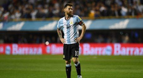 O Μέσι αποσύρθηκε από την εθνική Αργεντινής