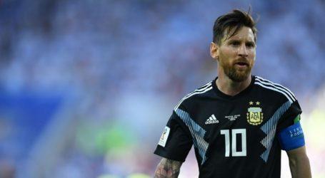 Γκέλα της Αργεντινής με την Ισλανδία   1-1