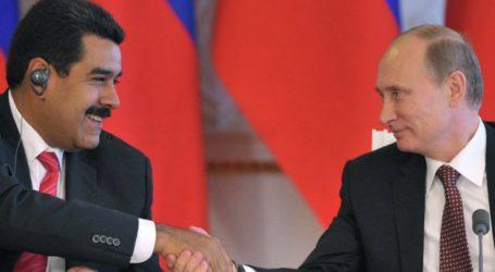 Βενεζουέλα: Έφτασε η 300 τόνων ρωσική ανθρωπιστική βοήθεια