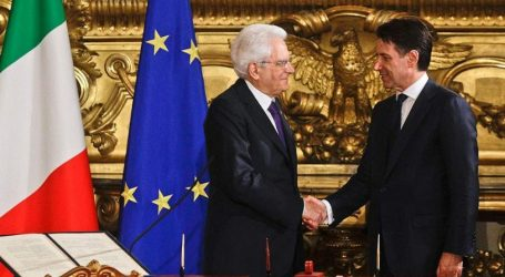 Ιταλία | Ορκίστηκε η νέα κυβέρνηση του Κόντε