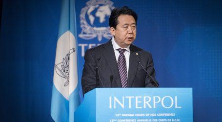 """Οι κινεζικές αρχές ανακοίνωσαν έρευνα κατά του προέδρου της Ιντερπόλ """"για παραβιάσεις του νόμου"""""""