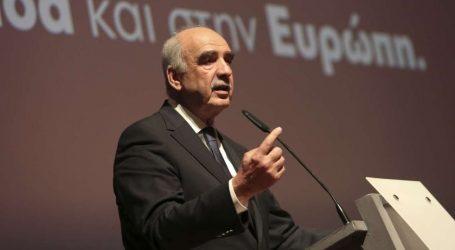 Μεϊμαράκης: Λάθος Τσίπρα να σηκώνει τόσο ψηλά το θέμα με τον Βέμπερ
