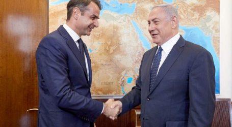 Συνάντηση Μητσοτάκη- Νετανιάχου: Στο επίκεντρο η στρατηγική συνεργασίας Ελλάδας- Ισραήλ