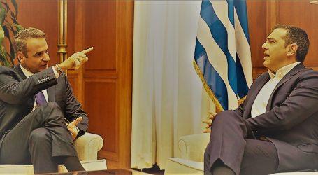 Συμβούλιο πολιτικών αρχηγών σκέπτεται ο Μητσοτάκης