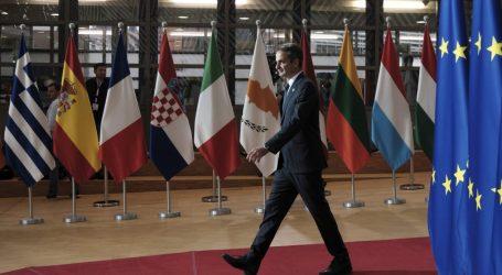 Μητσοτάκης μετά τη σύνοδο κορυφής: Υιοθετήθηκε από την ΕΕ η θέση μας για τη διαχείριση των μεταναστευτικών ροών