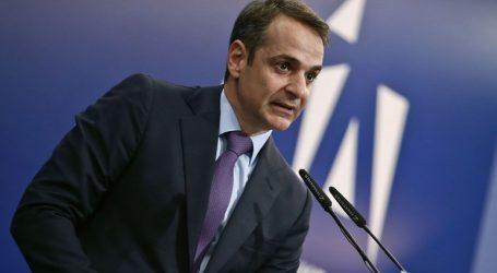 Μητσοτάκης: Εφόσον ο Τσίπρας ηττηθεί στις ευρωεκλογές πρέπει να παραιτηθεί (vid)