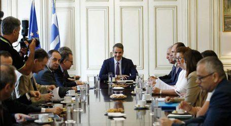 Μεταναστευτικό: Διαβεβαιώσεις Μητσοτάκη πως η συνεργασία με την Κομισιόν θα είναι συνεχής