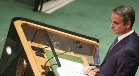 H ανεπιτυχής έξοδος Μητσοτάκη στον ΟΗΕ