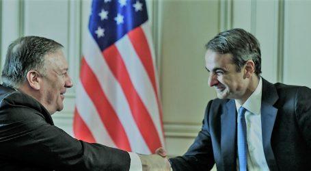 [UPD] Στην Αθήνα ο Πομπέο: Δεν μπορούμε να αφήσουμε την Τουρκία να κάνει παράνομες γεωτρήσεις