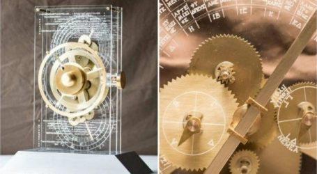 Ο Διονύσης Σάββας παρουσιάζει στο Μουσείο Ηρακλειδών τον Μηχανισμό των Αντικυθήρων