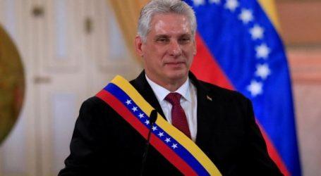 Μιγκέλ Ντίας-Κανέλ προς ΗΠΑ: Εμείς οι Κουβανοί δεν παραδινόμαστε