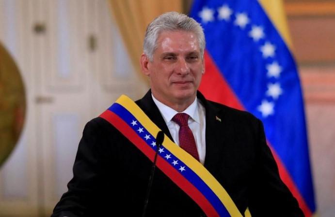 Μιγκέλ Ντίας-Κανέλ προς ΗΠΑ: Εμείς οι Κουβανοί δεν παραδινόμαστε - CircoGreco