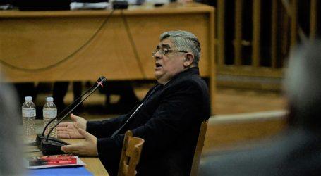 Δίκη Χρυσής Αυγής   Προκλητικός Μιχαλολιάκος: «Ήταν ένας φόνος, που ένας σκότωσε έναν άλλον – Το κόμμα δεν είχε σχέση»