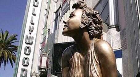 Συνελήφθη ένας 25χρονος για την κλοπή του αγάλματος της Μονρόε