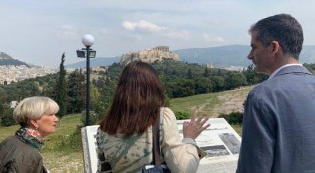 Μπακογιάννης: «Να αναλάβει τις ευθύνες του ο δήμος» για τα 670 στρέμματα της Πνύκας, του Φιλοπάππου και του Αστεροσκοπείου
