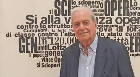 Πέθανε στα 83 του χρόνια ο ποιητής Νάνι Μπαλεστρίνι