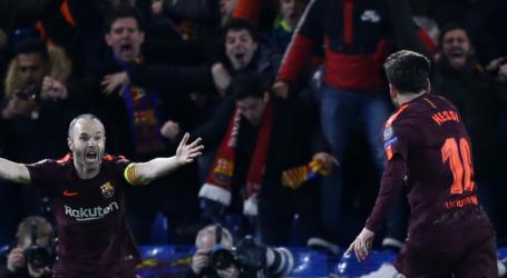 Champions League   Τον πρώτο λόγο η Μπάρτσα- Εύκολα η Μπάγερν